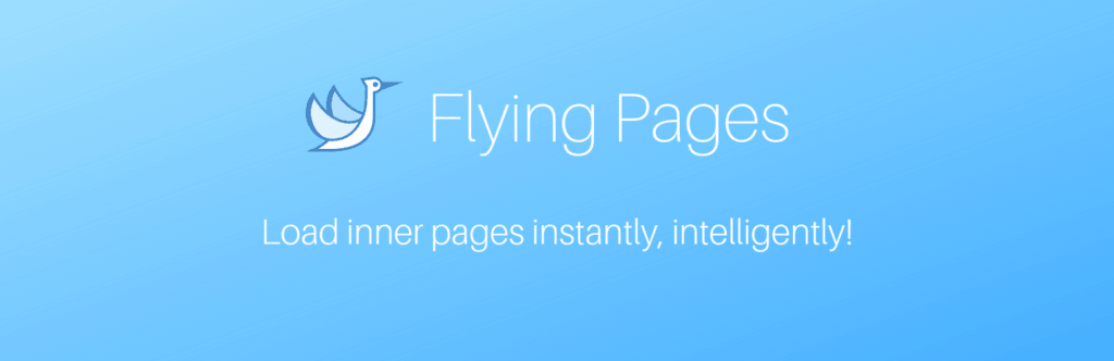 Flying Pages cover