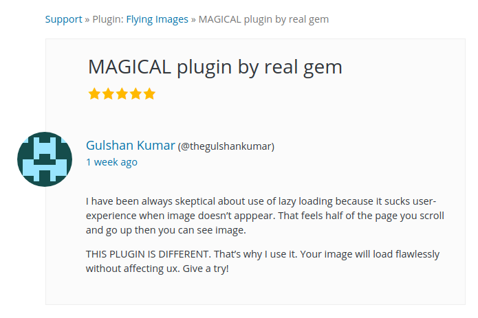 flying images review